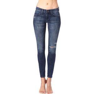 WILDFOX MARIANNE MID-RISE SKINNY JEANS NWT